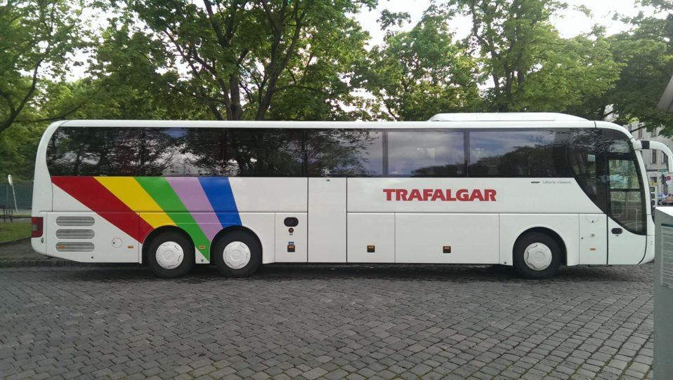 MercedesBenz Tourismo